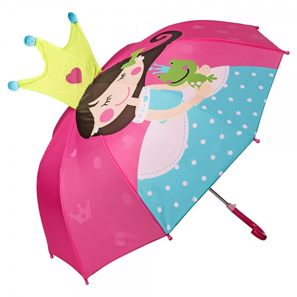 Children umbrella Princess with Frog (up to age 8)