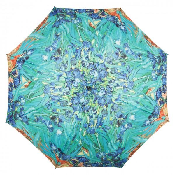 """Motivschirm Automatik Vincent van Gogh: """"Iris"""""""