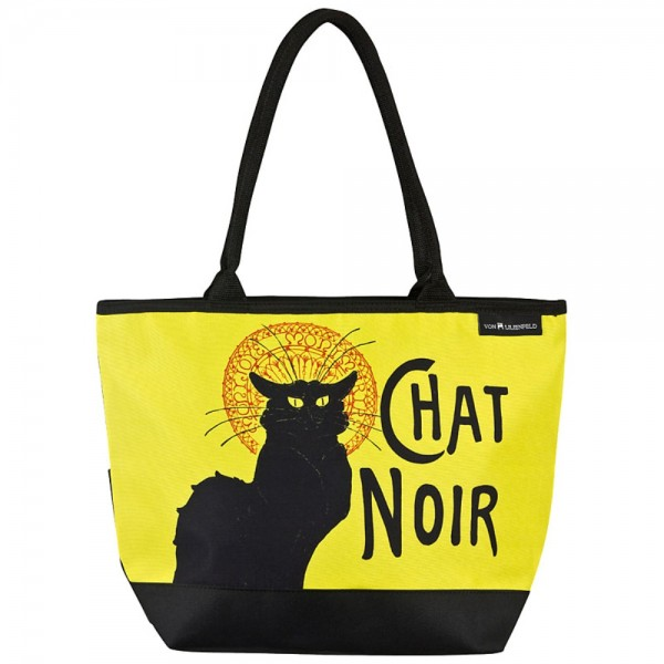 "Tote bag ""Chat Noir"""