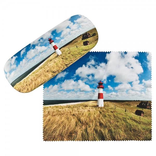 Glasses case Sylt Lighthouse
