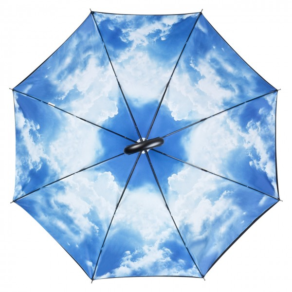 "Automatic umbrella ""Hamburg Sky"", Double Layer"