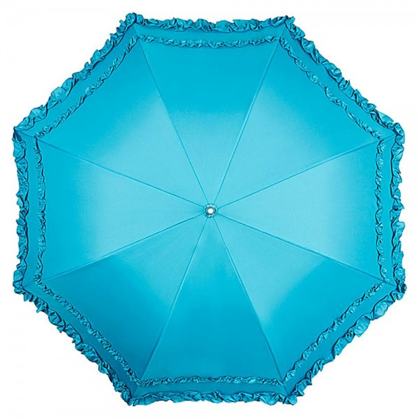 Automatic umbrella Mary, teal
