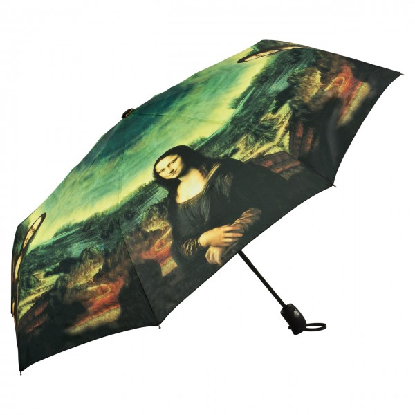 "Taschenschirm Leonardo da Vinci: ""Mona Lisa"""