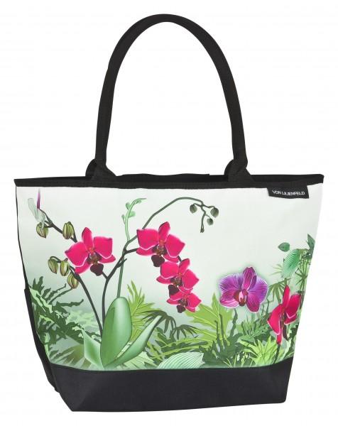 """Tasche Shopper bedruckt mit Motiv """"Orchideen"""""""