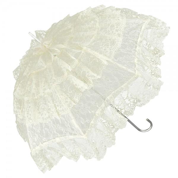 "Bridal umbrella ""Melissa"", chamapnge"