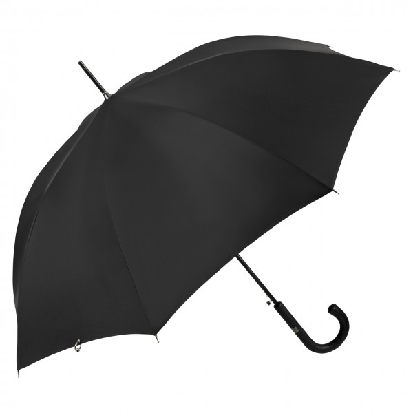 "Design umbrella ""David"", black"