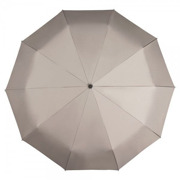 Folding pocket umbrella auto-open-close Clark grey