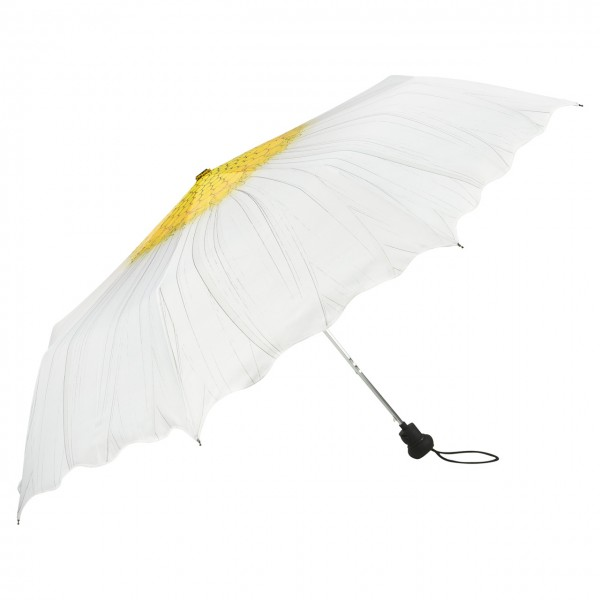 Folding Pocket Umbrella Automatic Telescopic Marguerite