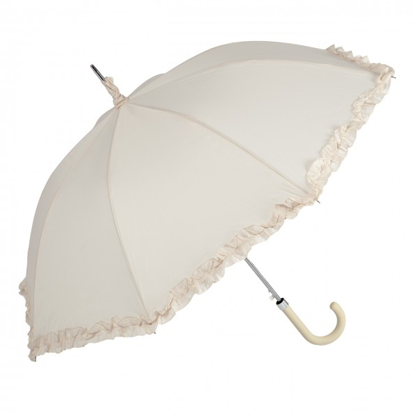 "Design Umbrella ""Mariée"", beige"