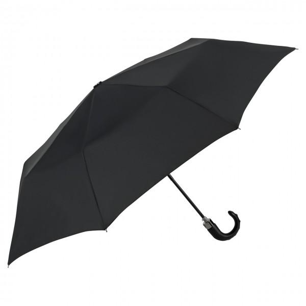 """Design umbrella (Folding umbrella) """"Clarie"""", black"""