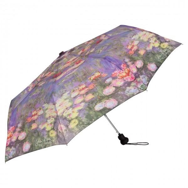 """Taschenschirm Claude Monet: """"Seerosen"""""""