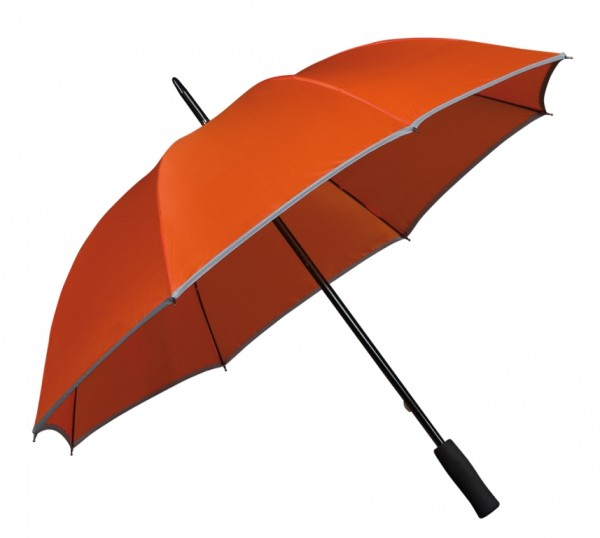Umbrella Reflective Edge Finn orange