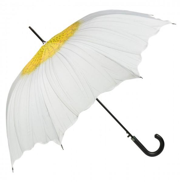 Umbrella Automatic Flower Marguerite
