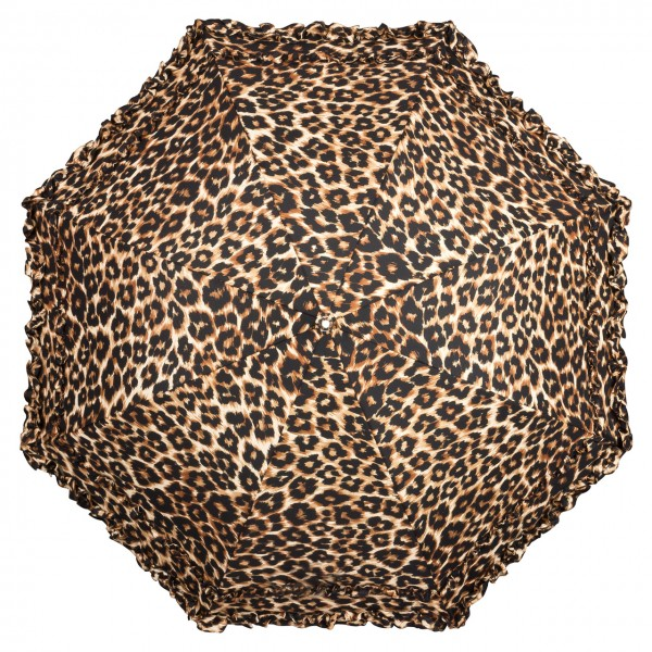 "Automatic umbrella ""Mary"", Leopard"