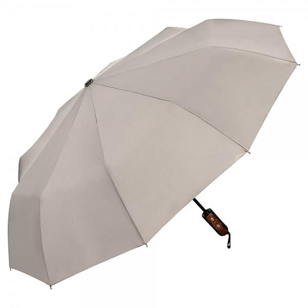 Folding pocket umbrella auto-open-close Clark grey