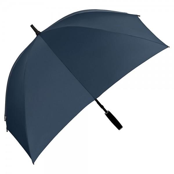 Regenschirm Partnerschirm Maxi blau