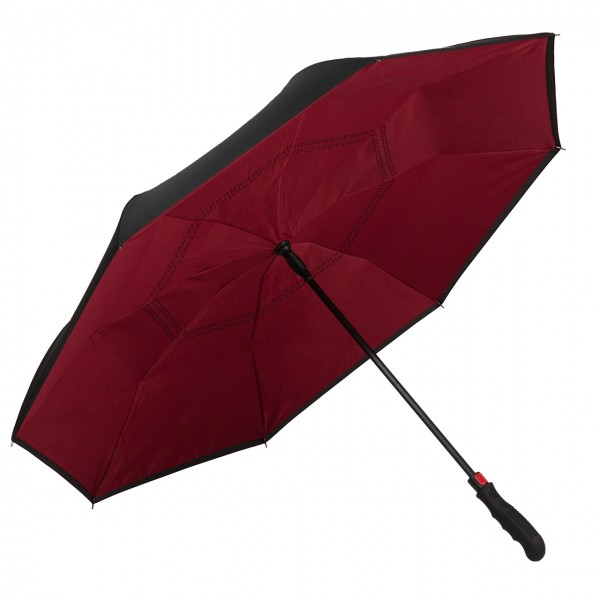 "Automatic Umbrella ""Remy"", red, FlicFlac"