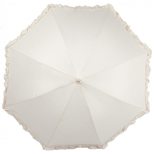 """Design-Schirm """"Mariée"""", beige"""