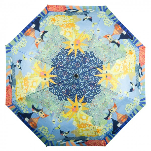 Folding Pocket Umbrella Automatic Telescopic Rosina Wachtmeister: Dolce Vita