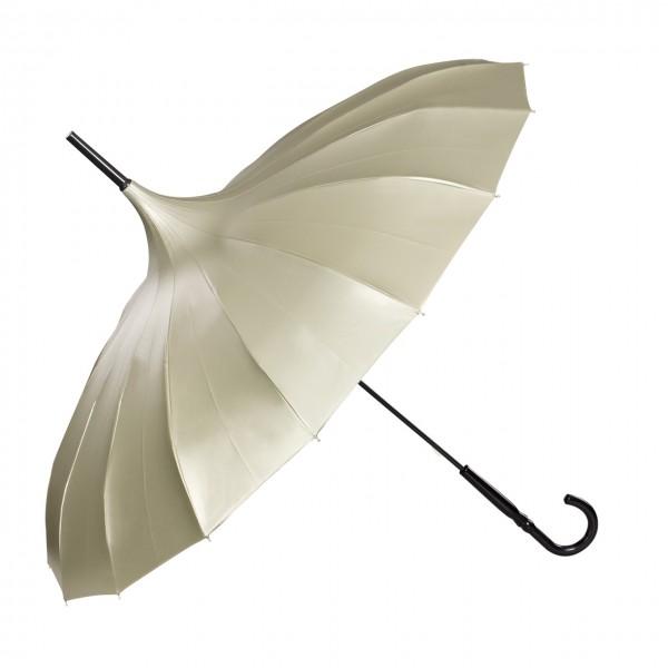 """Regenschirm Pagode """"Cécile"""", bronze (metallic)"""