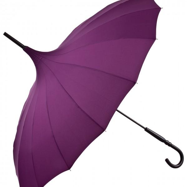 "Pagode ""Cécile"", violett"