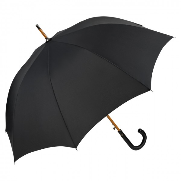 """Jean Paul Gaultier Regenschirm Automatik """"Pierre"""", schwarz"""