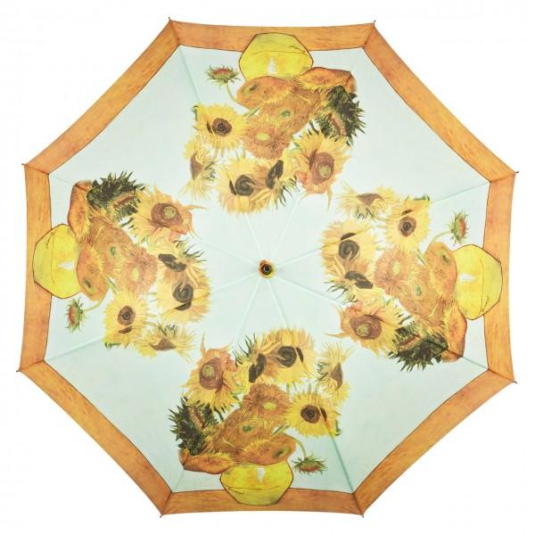 """Motivschirm Automatik Vincent van Gogh: """"Sonnenblumen"""""""