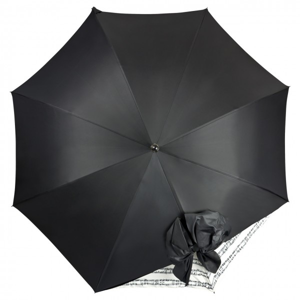 "Design umbrella ""Emily"", note print"