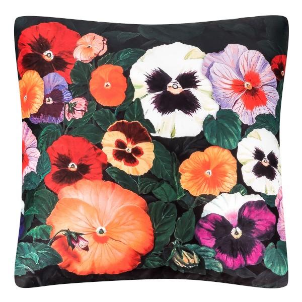 Cushion 40 x 40 Pansies