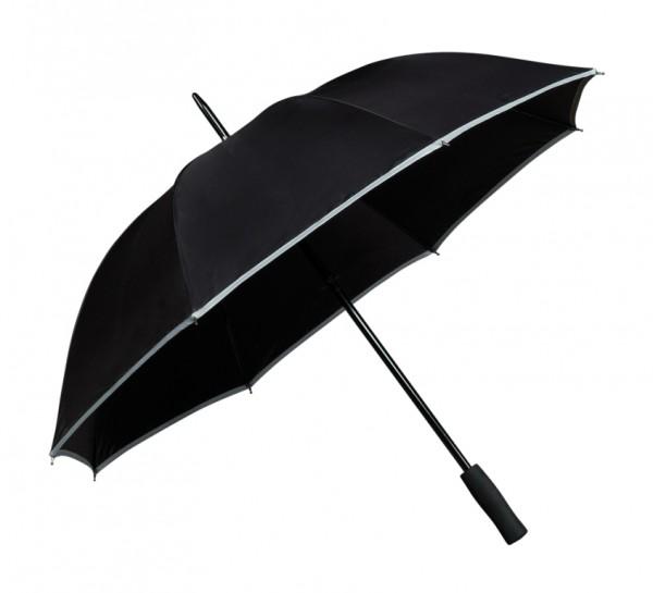 Umbrella Reflective Edge Finn black